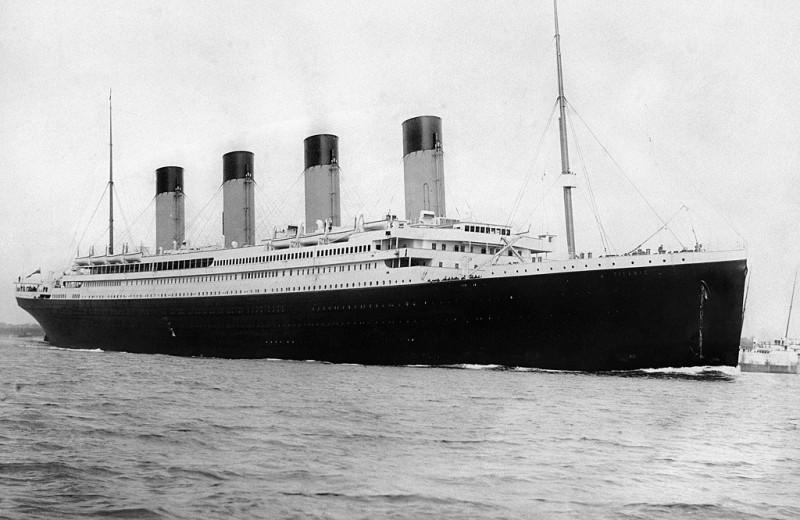 Найден ранее неизвестный снимок айсберга, потопившего «Титаник»