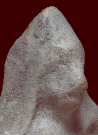 В Израиле нашли редкий амулет возрастом 2500 лет