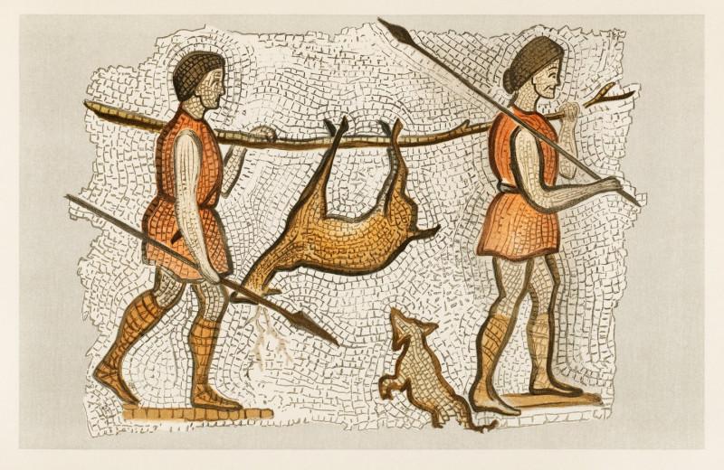 Высшие хищники каменного века: новое исследование о питании древних людей