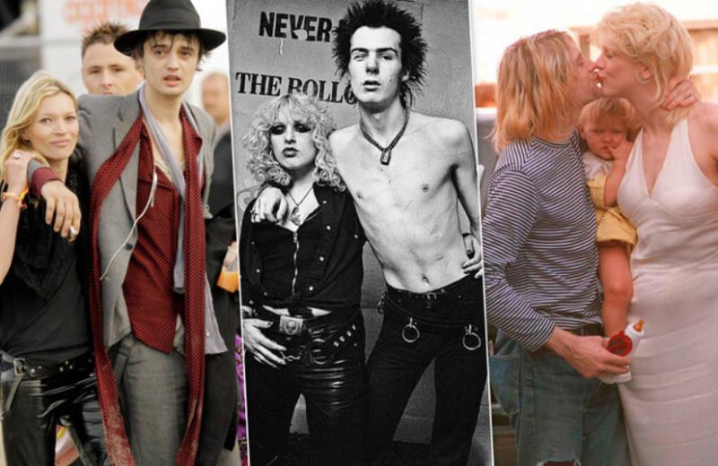 Ты моя зависимость: 5 звездных пар, которых связали любовь, алкоголь и наркотики