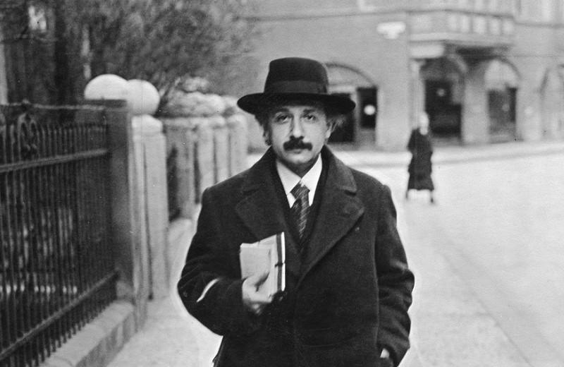 Как рождать свежие идеи, или почему Эйнштейн был костью в горле