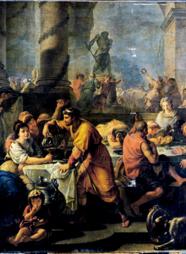 Сатурналии: отпразднуй Новый год по-древнеримски!