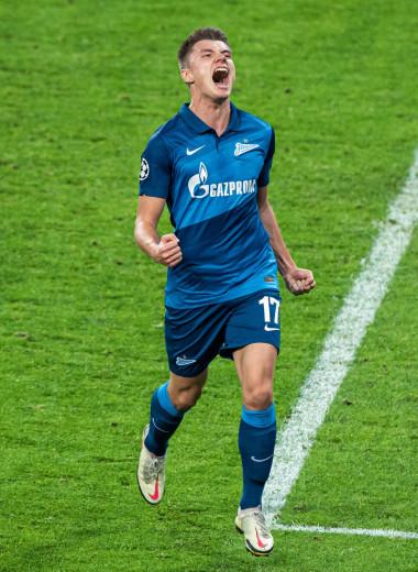 Андрей Мостовой: «В чемпионской раздевалке я был самым активным»