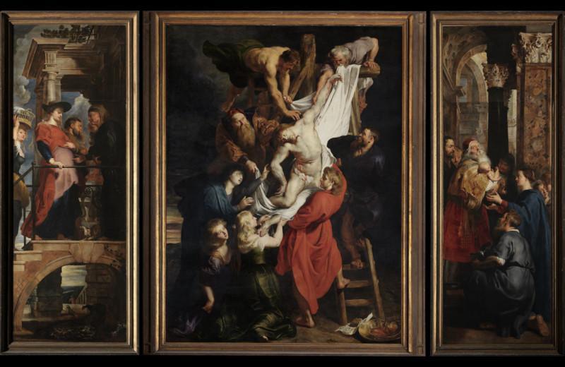 Разбор одного шедевра: «Снятие с креста» Рубенса