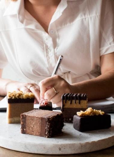 Дженни Колган: Шоколадная лавка в Париже