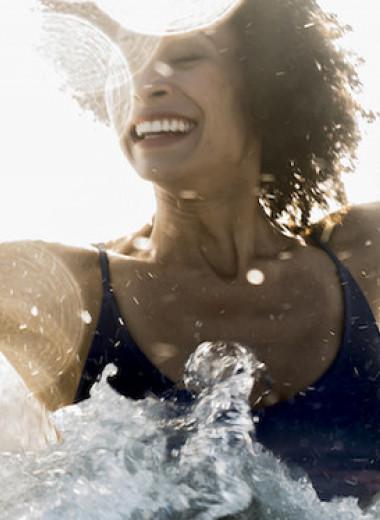 Моя терапия: «Я так боялась воды, что не могла даже умываться»