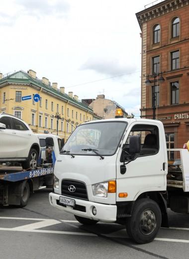 Дорога к автосервису: как меняется рынок эвакуации автомобилей