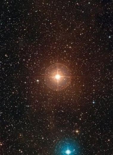 В 16 000 световых годах от Земли нашли одну из старейших звезд во Вселенной