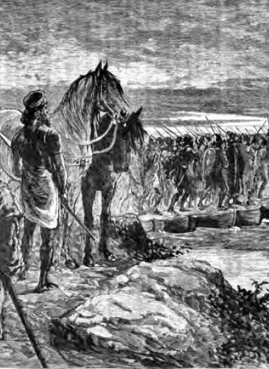 В Турции обнаружили древний барельеф времен греко-персидских войн
