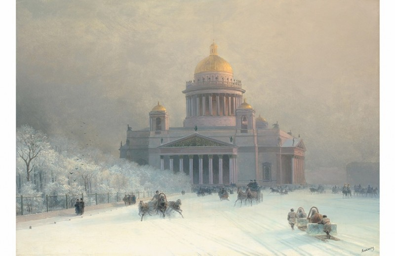 Самые дорогие произведения русского искусства, проданные на торгах Christie's за 50 лет
