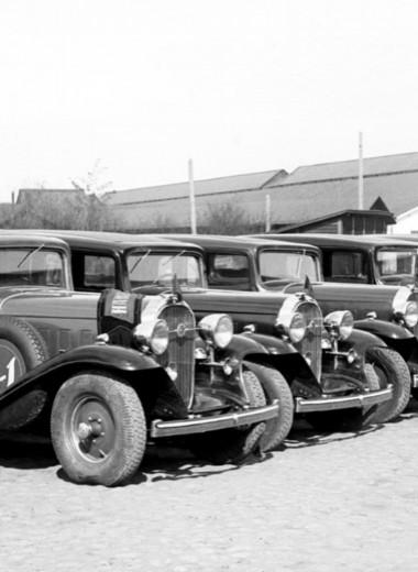 Л-1: как в СССР вместо трактора построили первый лимузин