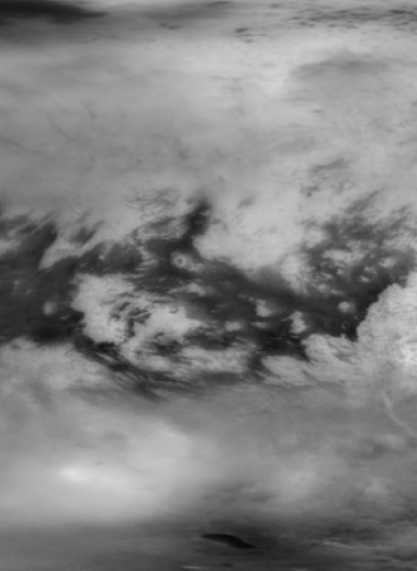Пылевых дьяволов заподозрили в создании дюн на Титане
