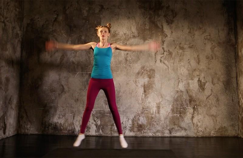 5 упражнений, которые приведут тело в тонус всего за 10 дней