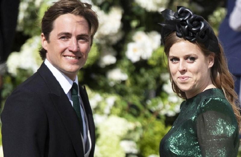 Жених принцессы Беатрис бросил из-за нее гражданскую жену с ребенком