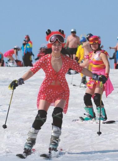 Штурм зимнего: 10 экзотических горнолыжных курортов