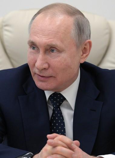 «Непростые решения». Полный текст обращения Путина к россиянам из-за коронавируса