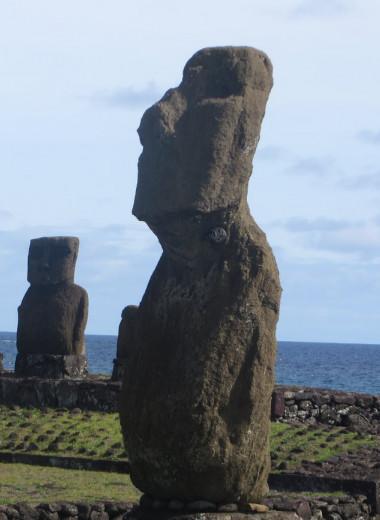 Почему пришла в упадок цивилизация острова Пасхи: новый взгляд