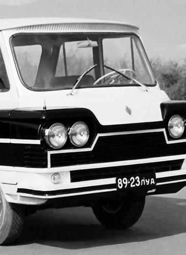 """""""Старт"""": уникальный автомобиль из СССР с тяжелой судьбой"""