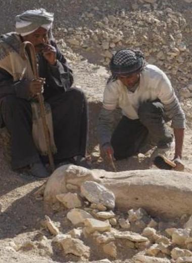 В Египте нашли мумию девочки-подростка с приданым