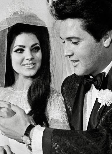 Она была его куколкой: невероятная история любви Элвиса и Присциллы Пресли