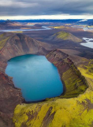 Кислород в озерах Земли стремительно истощается