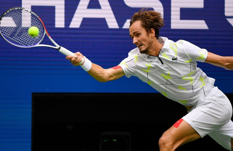 «Компании будут за него бороться»: сколько теннисист Даниил Медведев заработает на рекламе