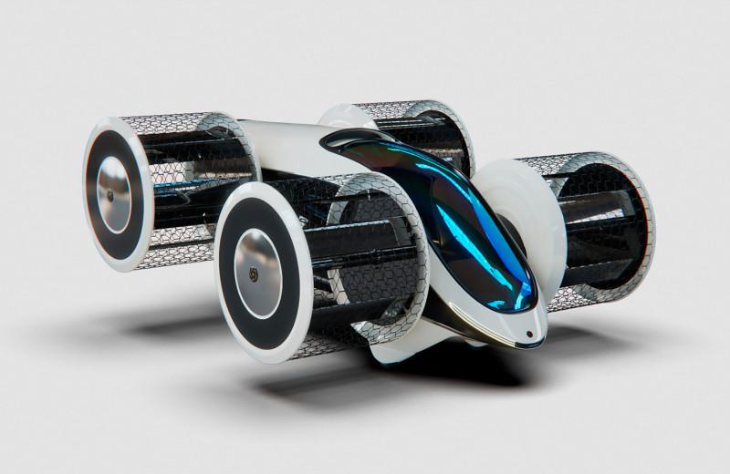 «Цилокар»: все о новом летающем автомобиле из России