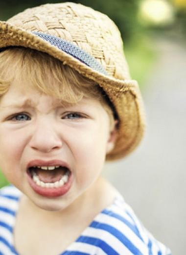 Как сохранять спокойствие, когда у ребенка истерика