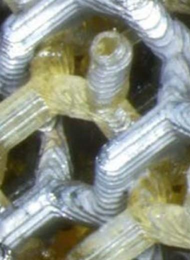 Управляемая зарядом 3D-печать помогла создать тактильный сенсор