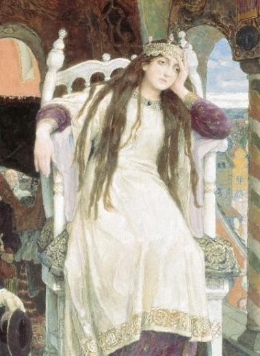 Царевна Несмеяна — авторский или фольклорный персонаж?