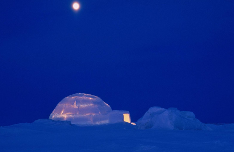 Как построить эскимосский иглу своими руками