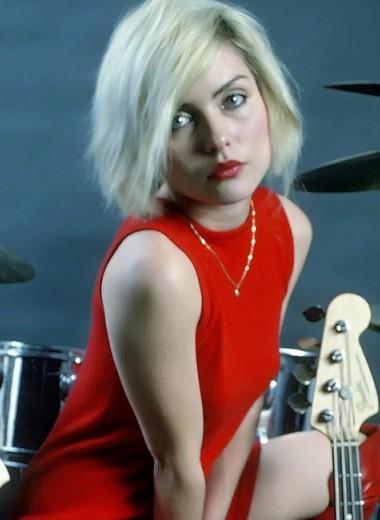 Девушка дня: вокалистка Blondie Дебби Харри