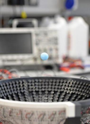 Физики разработали новый способ левитации объектов с помощью звука