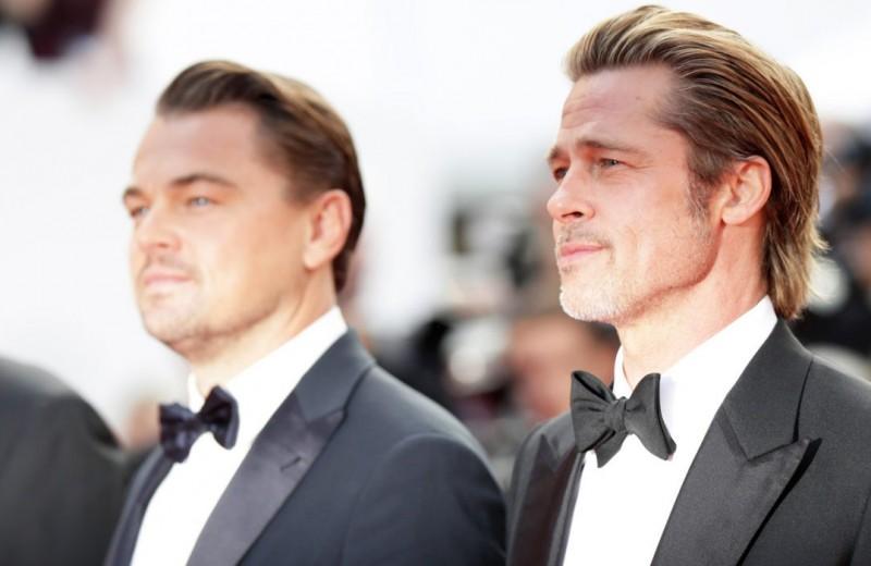Леонардо ДиКаприо и Брэд Питт возродили образ голливудской кинозвезды 1990-х