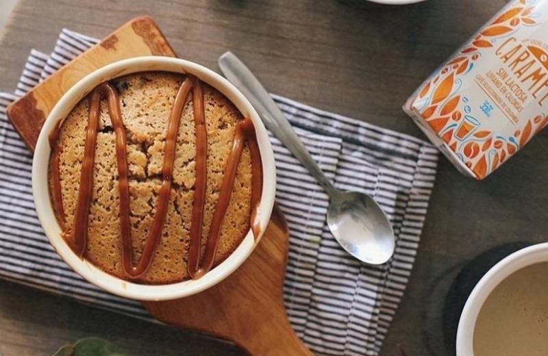 Как сделать кекс за 5 минут: простые рецепты