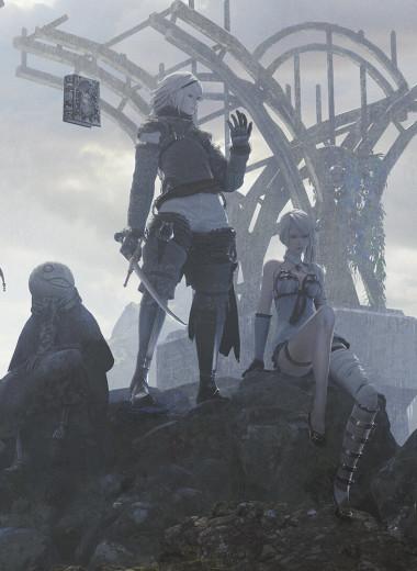 Майндбендер, майндфак: какой получилась игра NieR Replicant от самого скрытного мистификатора из игрового мира