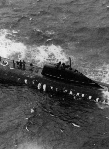 К-8: советская атомная подлодка с трагической судьбой