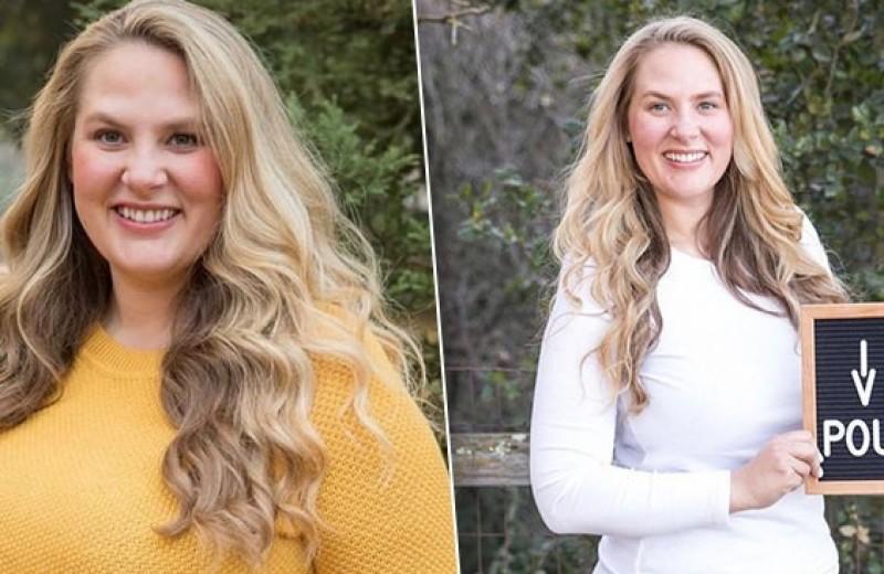 Пример для детей: как я похудела на 27 кило и создала свою собственную диету