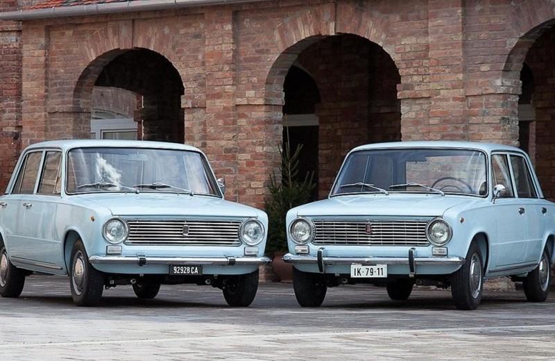 Fiat 124 vs ВАЗ-2101: копия лучше оригинала