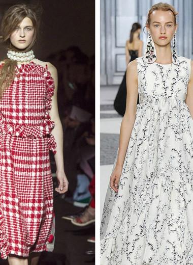 Цветочки или клетка? Как выбрать принт одежды по типу внешности: советы стилиста