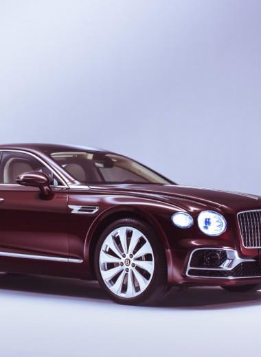 Разрешите представиться. 5 фактов о новом Bentley Flying Spur