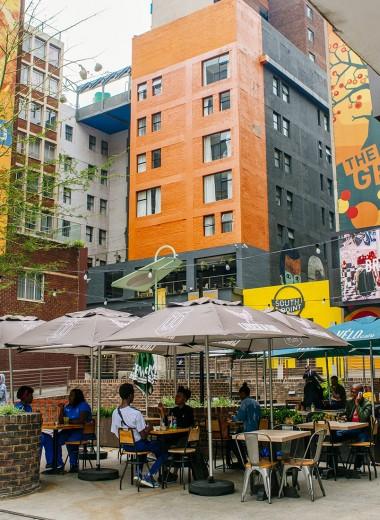 Идите в Африку гулять: современное искусство, шопинг и лучшие рестораны Йоханнесбурга