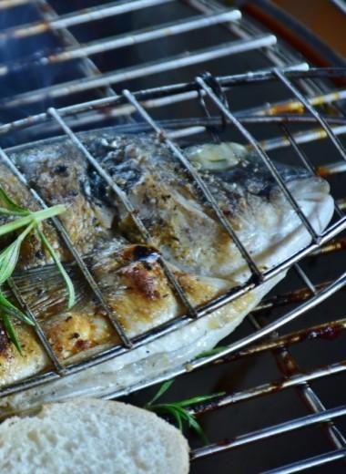 Рыба на мангале: как правильно приготовить ее на решетке (все лайфхаки)