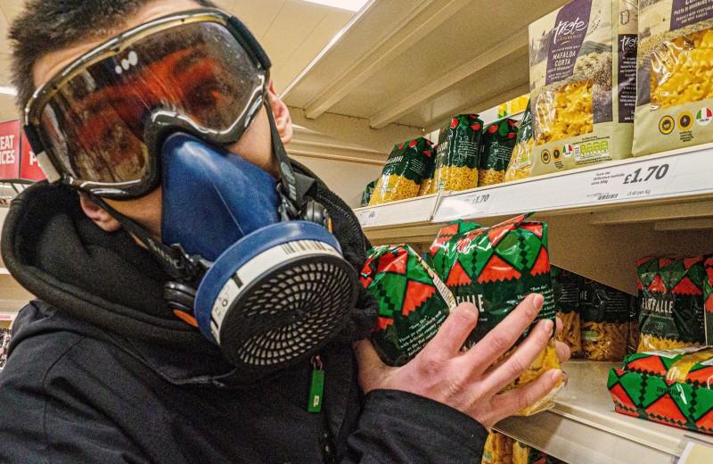 Как правильно ходить в магазин во время эпидемии