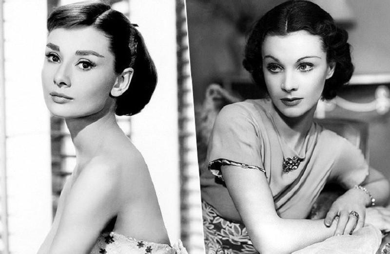 Причудливые судьбы Вивьен Ли, Одри Хепберн и других див, покоривших Голливуд