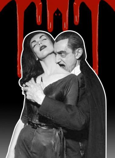 10 лучших сериалов про вампиров: выбор Esquire