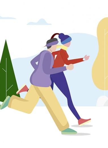 #инструктаж: как начать бегать осенью и не простудиться