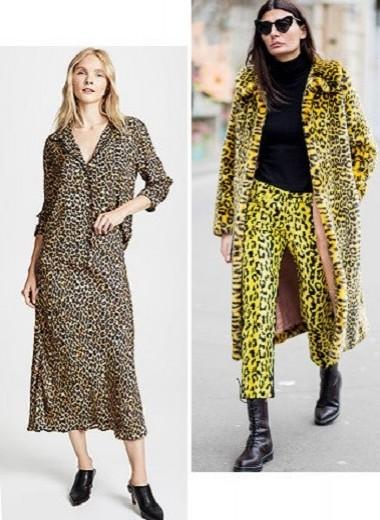 Охота на леопарда: с чем носить