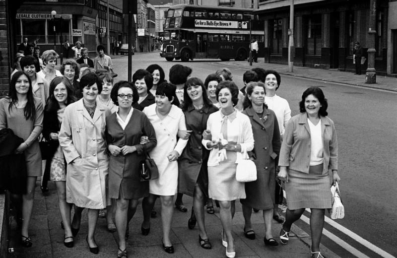 Протесты детских колясок: как британские женщины боролись за равные права в XX веке