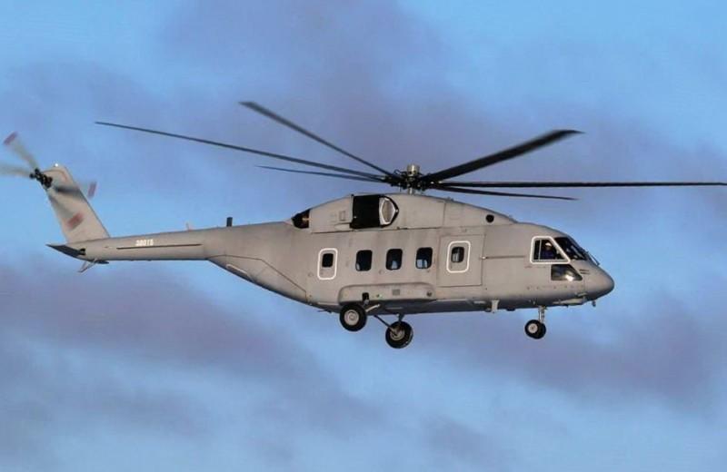 Долгий путь в небо: вертолет Ми-38